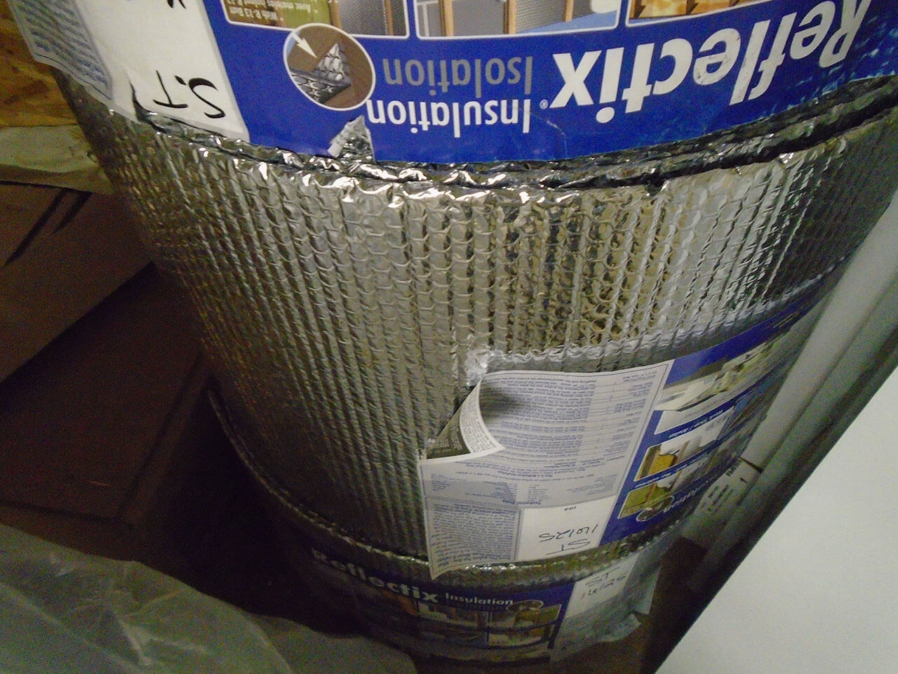 Insulation Pole Barn Supplies M Amp M Barn Sales