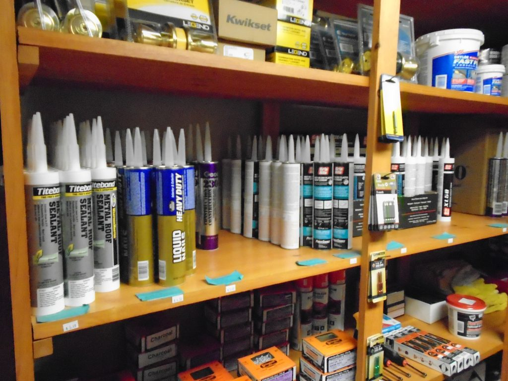 Fasteners Adhesives And Hardware Pole Barn Supplies