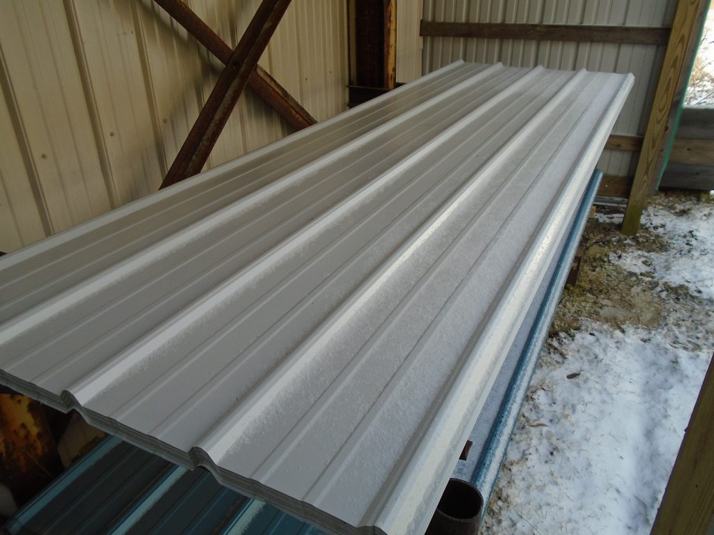 Standard Profile Panels Pole Barn Supplies M Amp M Barn Sales