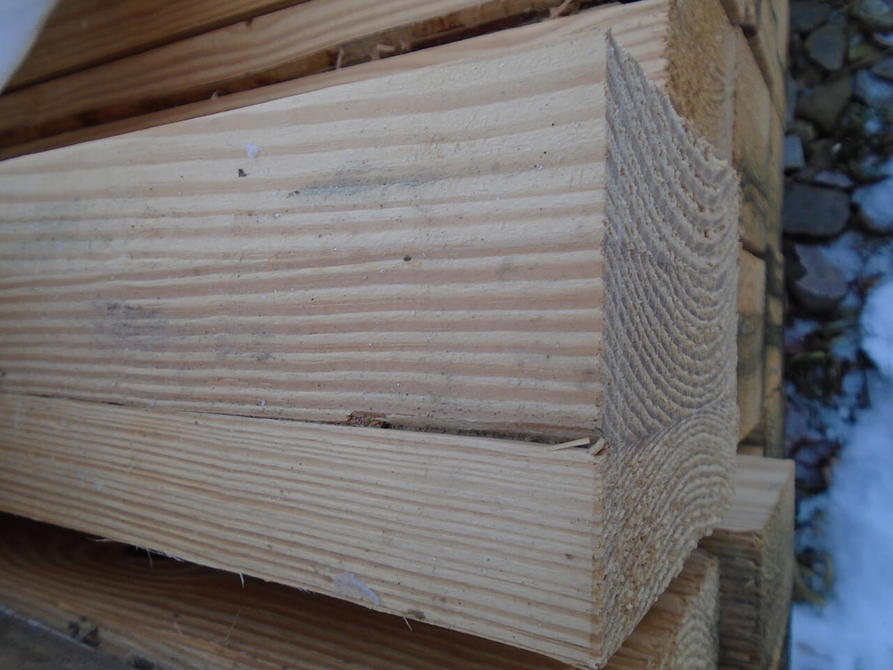 Glulam Posts Pole Barn Supplies M Amp M Barn Sales