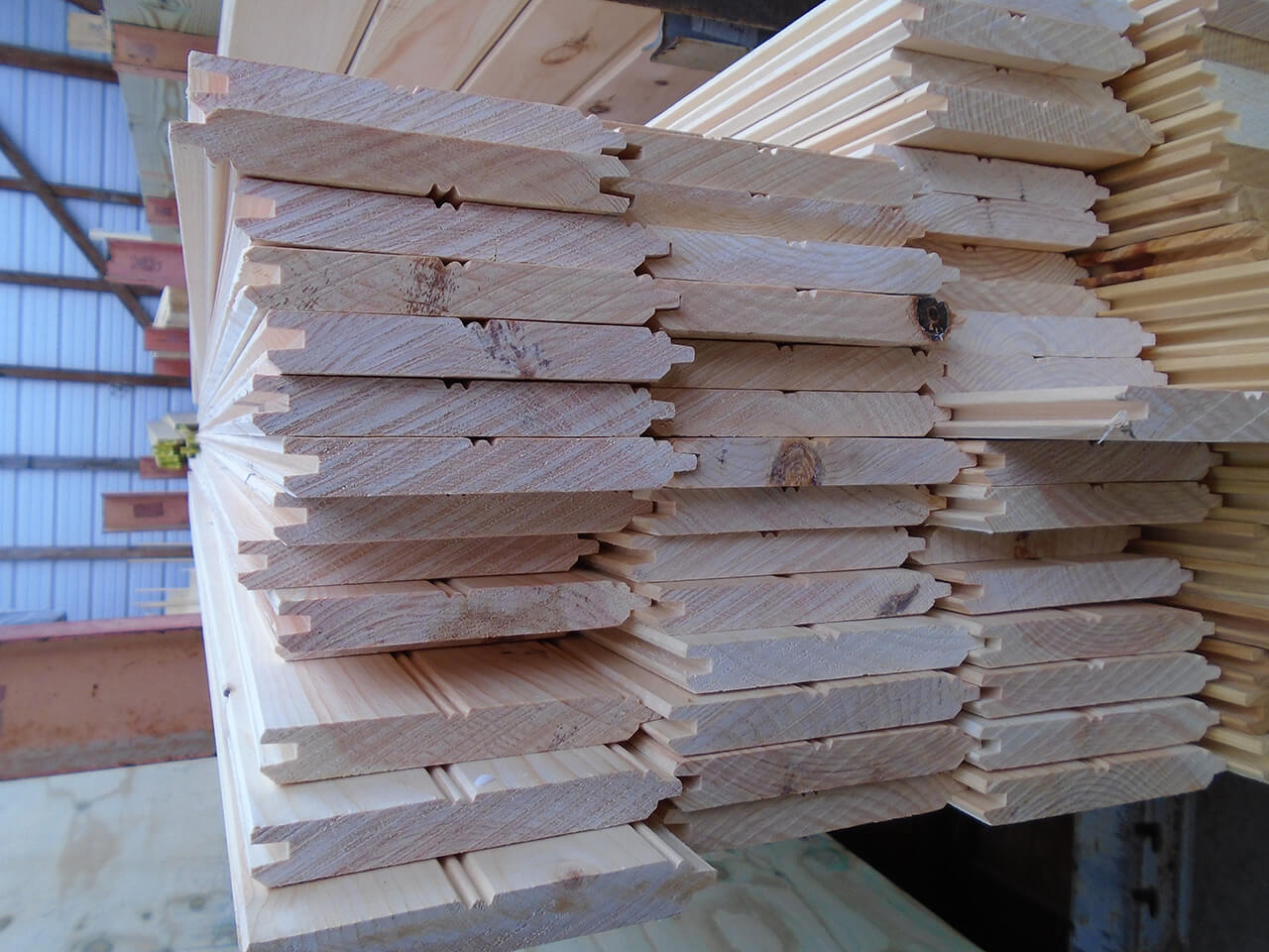 Untreated Dimensional Lumber Pole Barn Supplies M Amp M