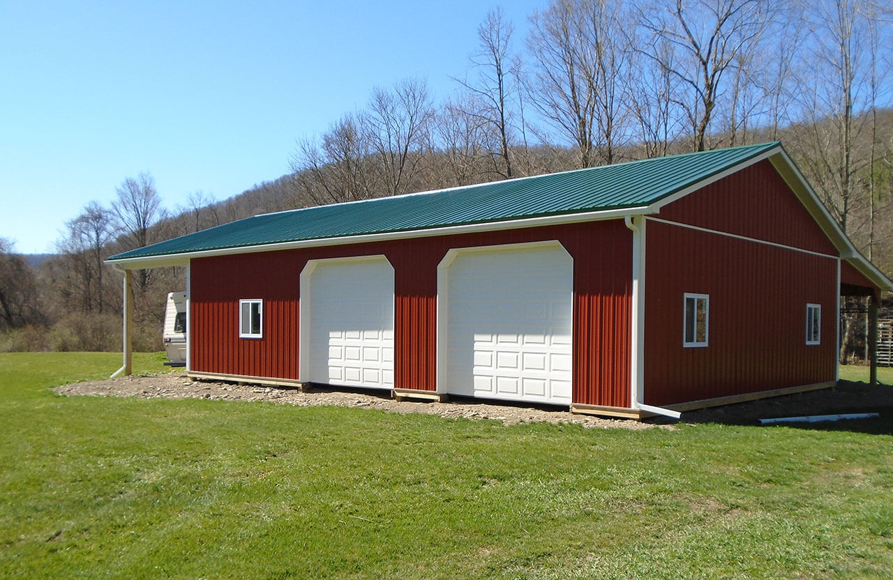 Building Packages Materials Only M Amp M Barn Sales