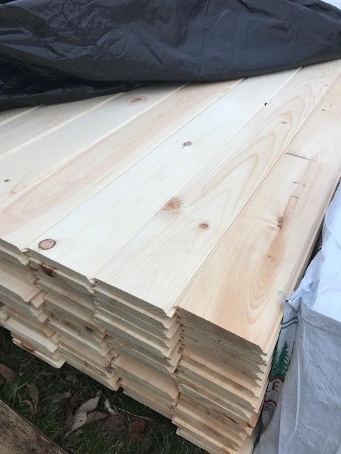 1×6 Pine